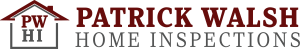 patrick walsh home inspection logo